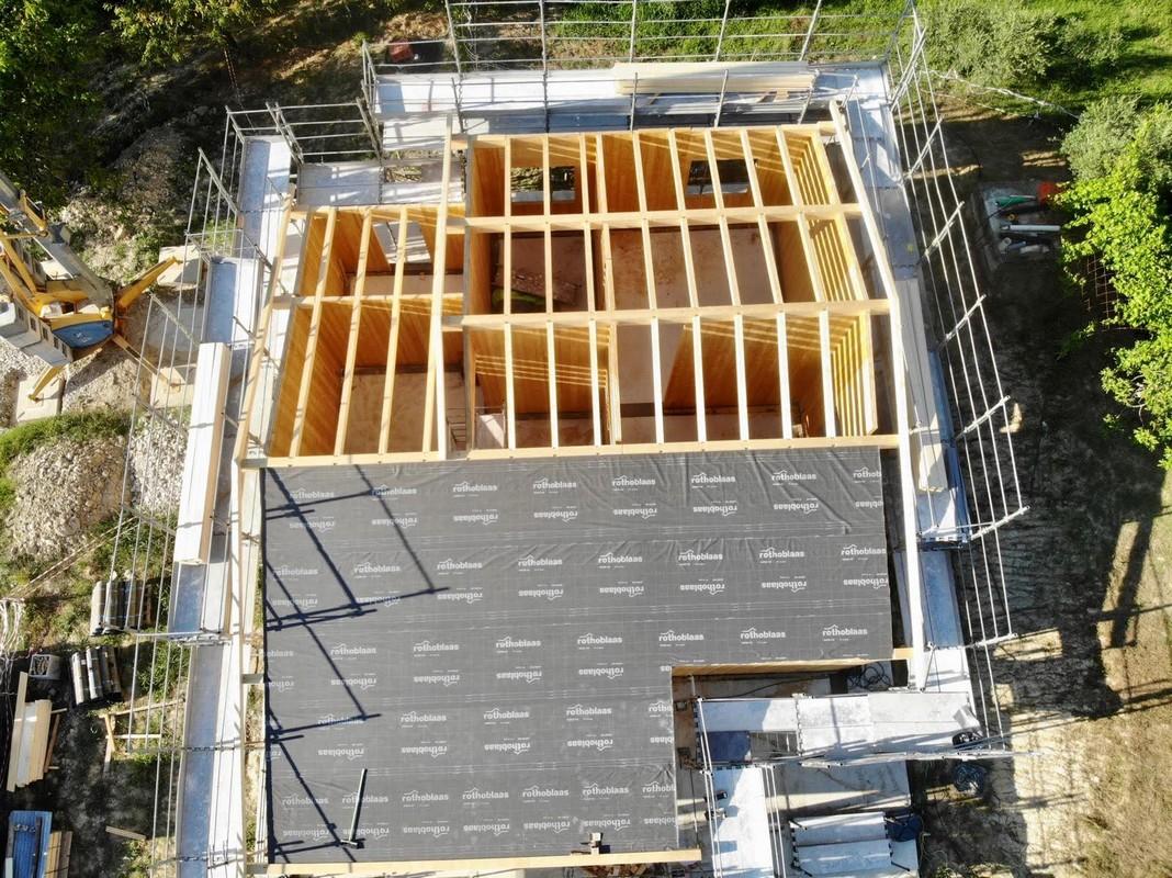 4. tetto dall'alto