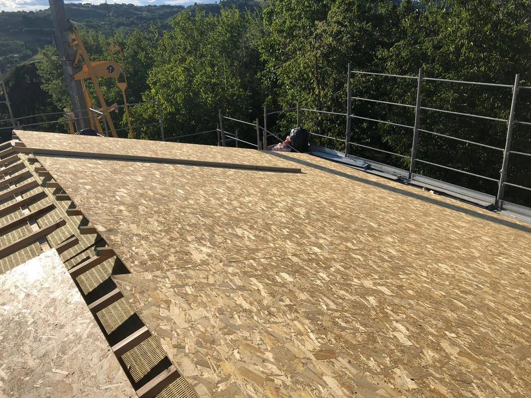 5.. tetto dall'alto