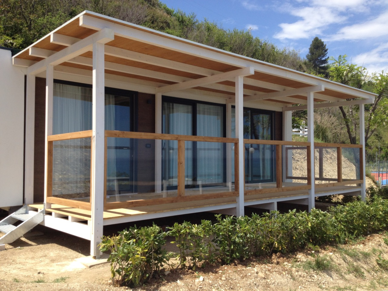 7. Camping Riva Verde - Altidona (FM)
