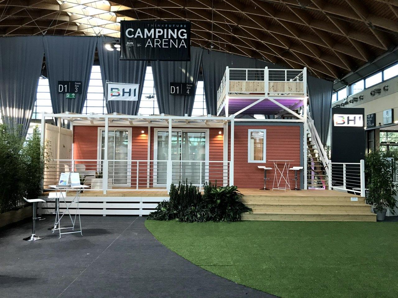 Fiera Sun Rimini - Area Camping